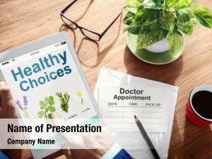 Herbal healthy choices medicine healthcare