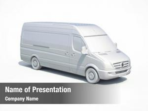 Express, postal van, fast delivery,