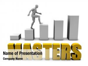 Business education masters process concept