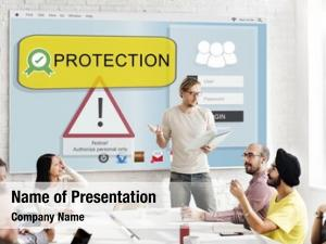Interactive business protection concept