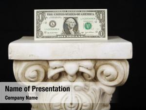 One almighty dollar dollar bill