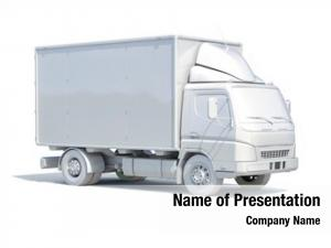Express, postal truck, fast delivery,