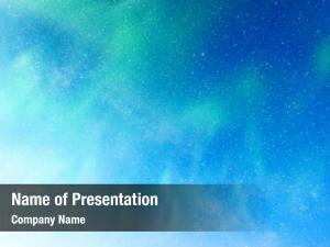 Beautiful northern powerpoint background