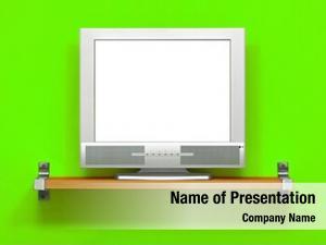 White lcd blank screen