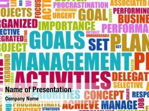 Goals management time business