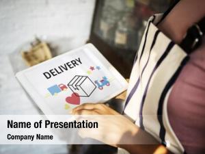 Packages illustration transportation delivery
