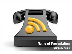Symbol phone rss