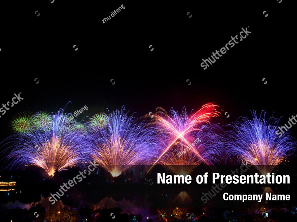 Fireworks Powerpoint Template from images.digitalofficepro.com