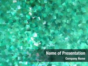 Abstract shades green
