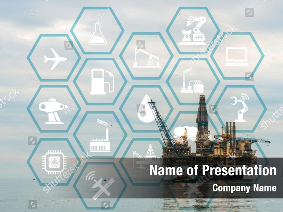 Environment Industry Oil Gas Powerpoint Template Environment Industry Oil Gas Powerpoint Background
