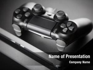 Controller gaming console