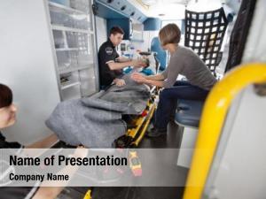 Team emergency medical attending senior