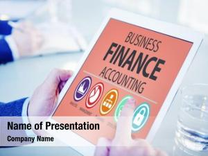Financial business accounting analysis management
