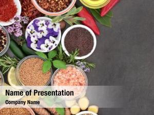 Spice herb