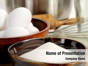 Sugar, baking ingredients, eggs other