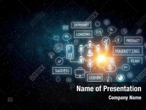 Global Business Ideas PowerPoint Templates - Global Business
