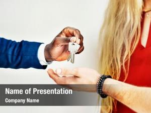 Agent real estate handing
