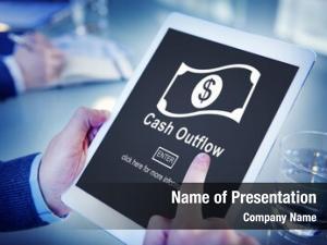 Business cash flow money financial