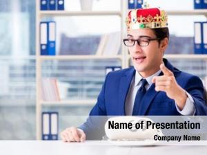 Money king businessman sack office