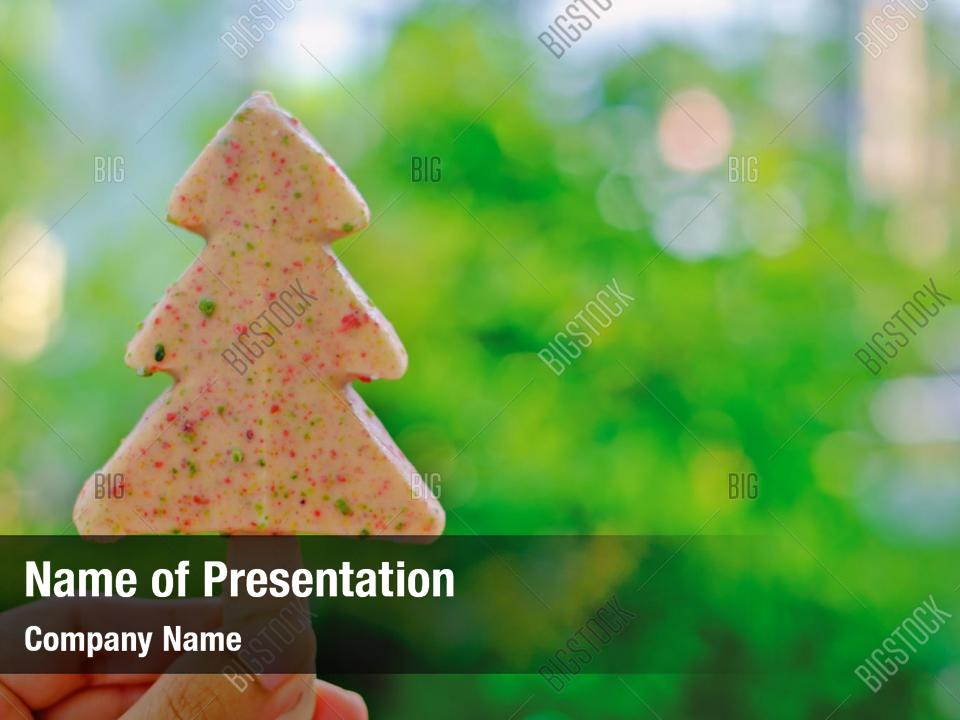 Christmas Powerpoint Background.Hand Holding Christmas Powerpoint Template Hand Holding