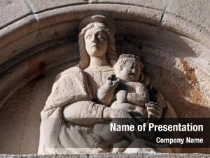 Baby virgin mary jesus
