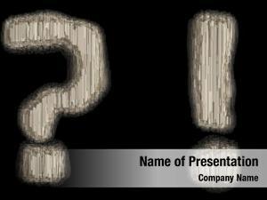 Question set symbol mark exclamation