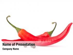 Chili hot red chilli pepper