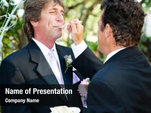Feeds one groom another wedding