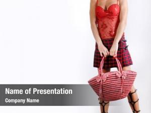 Dress girl red
