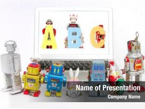 Robots teching