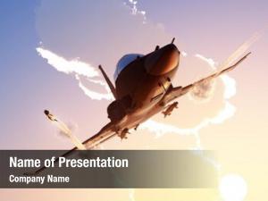 Fires military aircraft sky