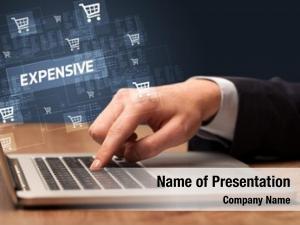 Laptop businessman working expensive inscription,