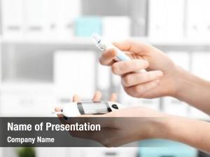 Deficiency diabetes monitoring