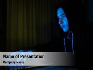 Into hacker hacking computer network