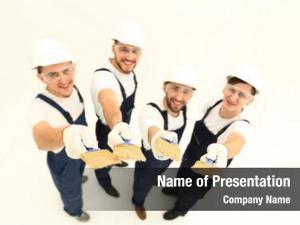 Team of construction
