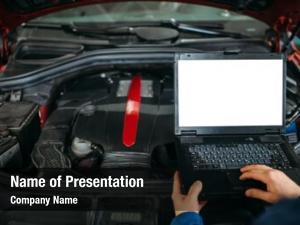 Car computer diagnostics auto service