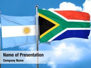 South argentina flag africa flag,