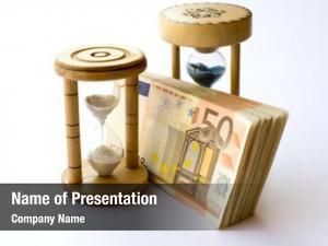 Euro concept conceptual paper money