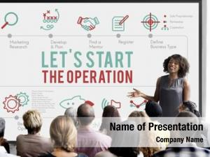 Start operation active useful practical