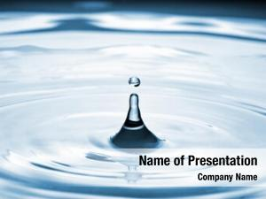 Body water drop water creating