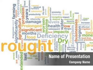 Wordcloud background concept drought