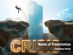 Businessman crisis concept business concept