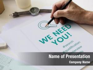 Hiring employment career recruiting concept