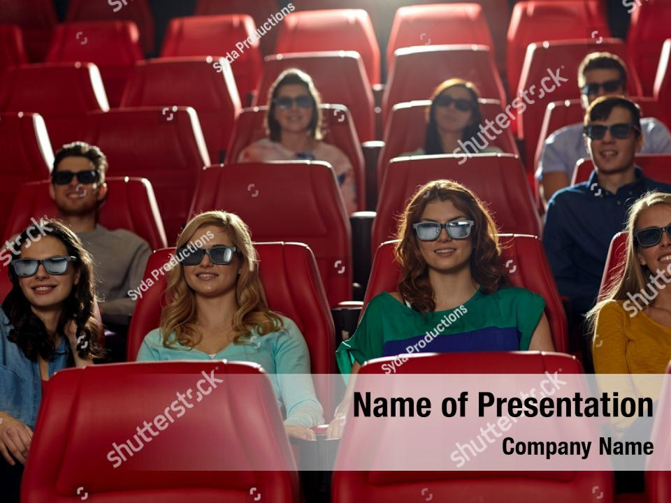 Time Cinema Movie Concept Powerpoint Template Time Cinema Movie Concept Powerpoint Background