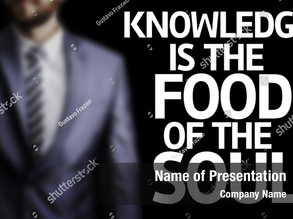 Quotes Motivational Inspirational Understand Powerpoint