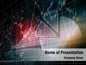 Arrow business graph showing profits