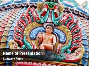 Hinduism statues