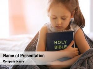 Girl religious christian bible indoors