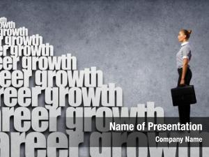 Business image confident preson awaiting