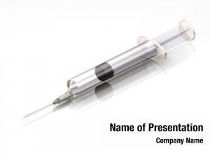 Render hypodermic syringe